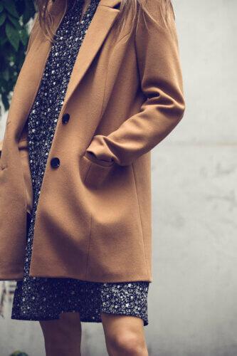 Vero Moda Impressionen Jacke und Kleid