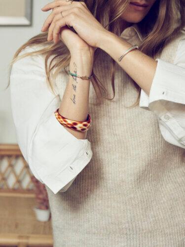 Vero Moda Impressionen Hemd und Pullover