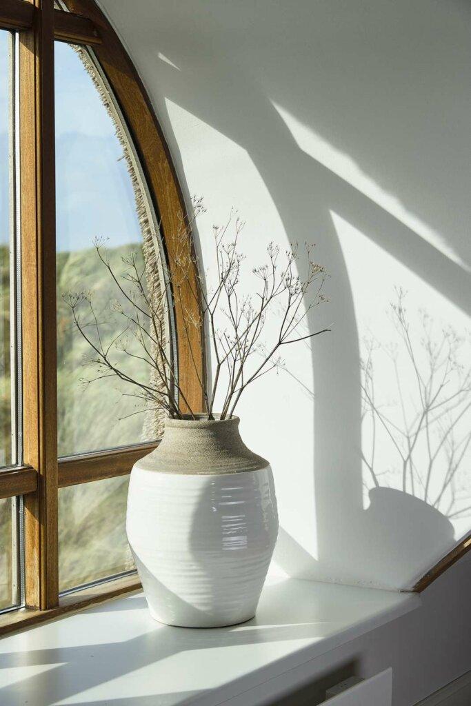 Villa Collection Bodenvase Keramik