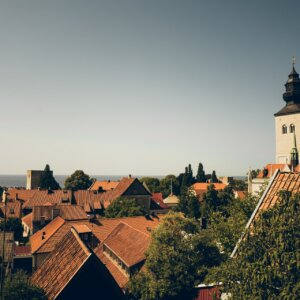 Visby: Besuche die Hauptstadt Gotlands