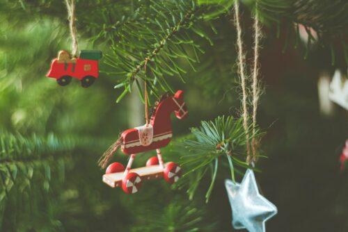 Skandinavische Weihnachtsdeko Weihnachtsbaum