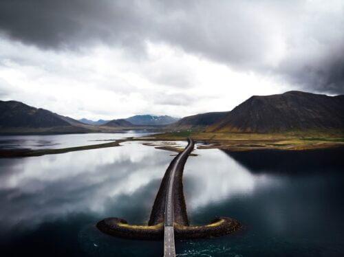 Westfjorde Island Sehenswürdigkeiten