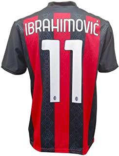 Zlatan Ibrahimović: Milan 2021 Trikot